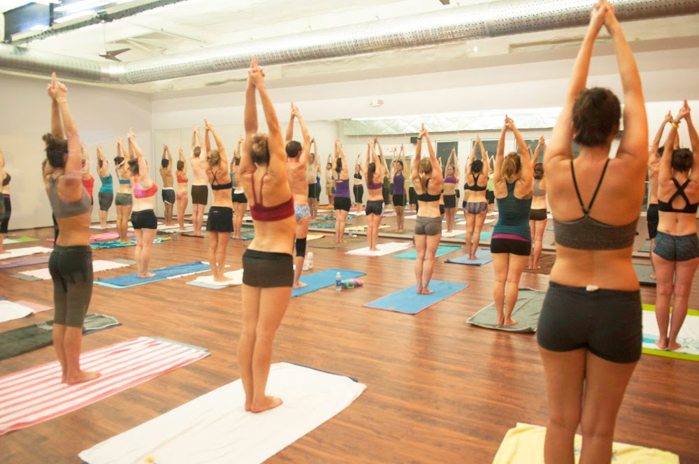 Our Studio Bikram Yoga Pittsburgh The Original Hot Yoga